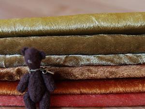 Американский винтажный плюшик   Ярмарка Мастеров - ручная работа, handmade