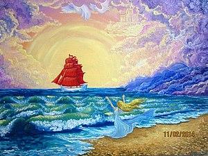 Внимание!!! Скидка 50% !!! на 3 Волшебных Картины Маслом! | Ярмарка Мастеров - ручная работа, handmade