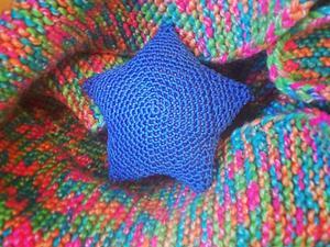 Радужный снуд | Ярмарка Мастеров - ручная работа, handmade