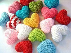 Наш магазин спонсирует конкурс вязальщиц, посвященный Дню Святого Валентина. | Ярмарка Мастеров - ручная работа, handmade