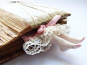Необычная закладка для книг | Ярмарка Мастеров - ручная работа, handmade