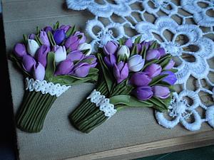 Брошки букеты на заказ)   Ярмарка Мастеров - ручная работа, handmade