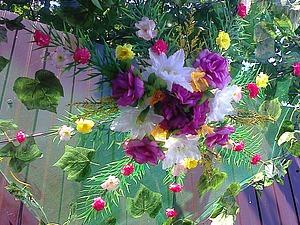 Как сделать декоративный зонтик для свадебной фотосессии. Ярмарка Мастеров - ручная работа, handmade.