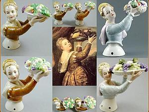Half dolls, или Куколки-половинки. Ярмарка Мастеров - ручная работа, handmade.