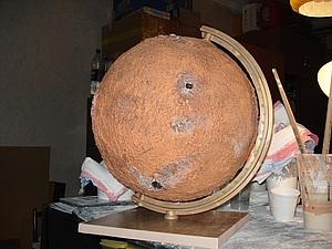 Планета Марс. Ярмарка Мастеров - ручная работа, handmade.