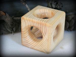 Релаксатор-антистресс-игрушка (и просто отличная деревянная штука!)   Ярмарка Мастеров - ручная работа, handmade