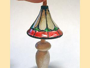 Создаем миниатюрную лампу в стиле