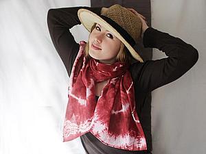 Успей купить летний шарф по