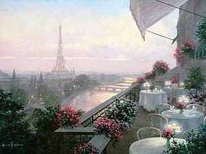 Улочки современного Парижа...(часть 1, начало) | Ярмарка Мастеров - ручная работа, handmade