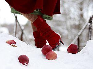 Фотосессия в зимнем лесу   Ярмарка Мастеров - ручная работа, handmade