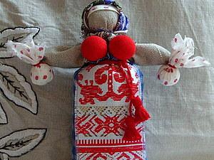 12 января  - МК по Народной кукле, кукла Благополучие. | Ярмарка Мастеров - ручная работа, handmade