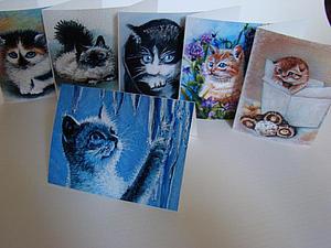 Новые 2 набора открыток! | Ярмарка Мастеров - ручная работа, handmade