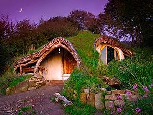 Дом Хоббита - экологичное жилище Саймона Дейла   Ярмарка Мастеров - ручная работа, handmade
