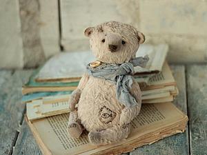 Аукцион на мишку-тедди. | Ярмарка Мастеров - ручная работа, handmade