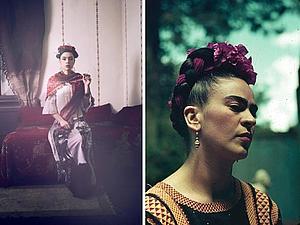 Viva La Vida. Образ Фриды Кало в работах современных художников | Ярмарка Мастеров - ручная работа, handmade