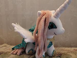 Мои заказные игрушки. Литл пони. | Ярмарка Мастеров - ручная работа, handmade