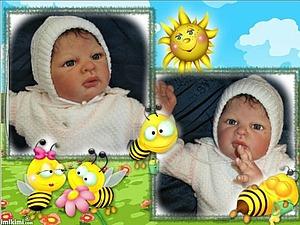 Малышка Джулианна. Куклы реборн Инны Богдановой | Ярмарка Мастеров - ручная работа, handmade