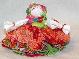 Делаем Куклу оберег путещественника. Ярмарка Мастеров - ручная работа, handmade.