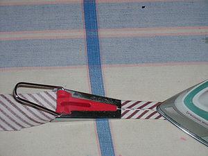 Косая бейка - легко и просто. | Ярмарка Мастеров - ручная работа, handmade