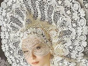 Воздушное очарование работ елецких кружевниц | Ярмарка Мастеров - ручная работа, handmade