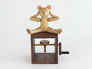 Kazuaki Harada. Так вот ты какая — деревянная игрушка. Ярмарка Мастеров - ручная работа, handmade.