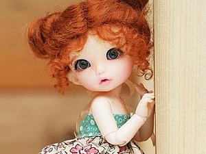 «И создал человек куклу...», или О текстильных кукольных шедеврах | Ярмарка Мастеров - ручная работа, handmade