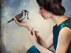 Мне достаточно быть просто женщиной.... | Ярмарка Мастеров - ручная работа, handmade
