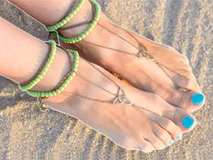 Делаем оригинальное украшение для пляжа. Ярмарка Мастеров - ручная работа, handmade.