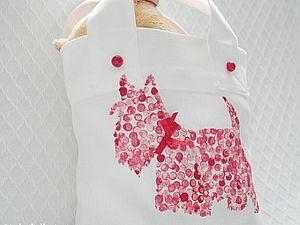 Украшаем необычной росписью летнюю сумку. Ярмарка Мастеров - ручная работа, handmade.