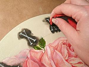 Трафареты в декупаже   Ярмарка Мастеров - ручная работа, handmade