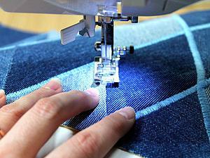 Подарите мне старые джинсы, или Рождение торбы | Ярмарка Мастеров - ручная работа, handmade