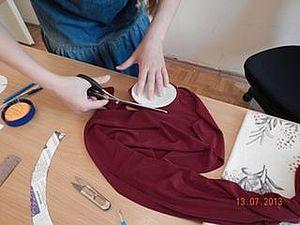Мастер-класс по изготовлению мини-шляпки | Ярмарка Мастеров - ручная работа, handmade