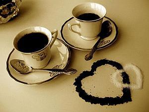 Притча про кофе | Ярмарка Мастеров - ручная работа, handmade