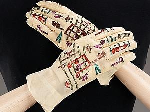 Вышитые шедевры Elsa Schiaparelli. Ярмарка Мастеров - ручная работа, handmade.