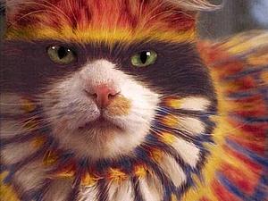 Креативные хозяева котов и кошек | Ярмарка Мастеров - ручная работа, handmade