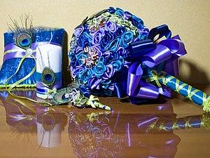 Павлинья свадьба. Идеи для вдохновения ч.2 | Ярмарка Мастеров - ручная работа, handmade