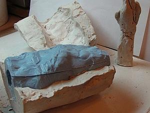 Тиражируем статуэтки. Мастер-класс в трех частях. Часть первая: СИЛИКОН. Ярмарка Мастеров - ручная работа, handmade.