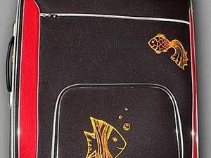 Декорируем чемодан. Ярмарка Мастеров - ручная работа, handmade.