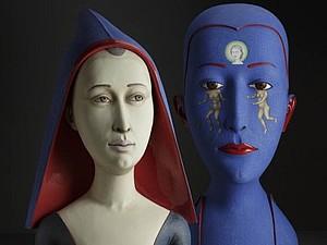Сюрреализм в керамике художника Сергея Исупова   Ярмарка Мастеров - ручная работа, handmade