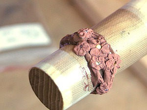 Делаем кольцо-веточку из металлической глины. Часть 1. Ярмарка Мастеров - ручная работа, handmade.