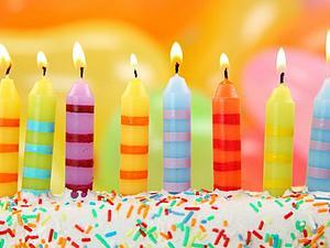 День варенья, 7 свечек и Подарок от меня!   Ярмарка Мастеров - ручная работа, handmade
