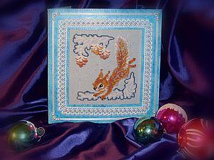 Делаем сами оригинальную открытку. Ярмарка Мастеров - ручная работа, handmade.