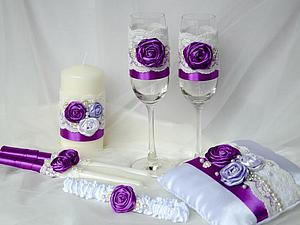 ВНИМАНИЕ! Покупая целый свадебный набор- вы экономите ! | Ярмарка Мастеров - ручная работа, handmade