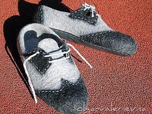 МК Тапки-ботинки цельноваляные ( 14 сентября, Москва). | Ярмарка Мастеров - ручная работа, handmade