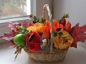 Букет на 1 сентября, День учителя | Ярмарка Мастеров - ручная работа, handmade