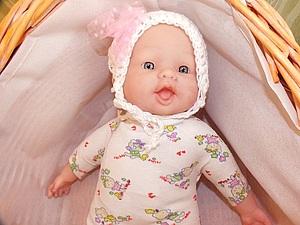 Мастер-класс по пошиву комбинезончика для куклы | Ярмарка Мастеров - ручная работа, handmade