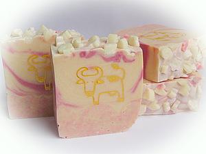 К середине марта созреет молочное мыло Нежное. | Ярмарка Мастеров - ручная работа, handmade
