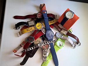 Мастерим из старого короба от швейной машинки бокс для хранения часов. Ярмарка Мастеров - ручная работа, handmade.