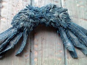 Как сделать крылья из ткани (для кукол и игрушек) | Ярмарка Мастеров - ручная работа, handmade