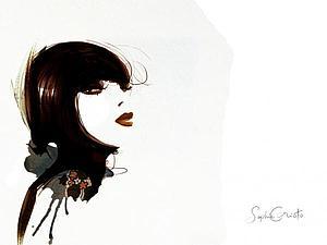 Иллюстрации Sophie Griotto | Ярмарка Мастеров - ручная работа, handmade